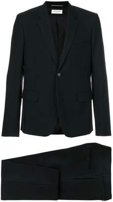 Saint Laurent formal two-piece suit