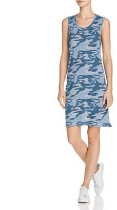Monrow Camo Tank Dress