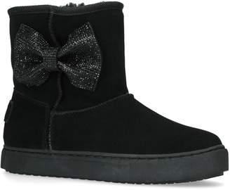 Kurt Geiger London Embellished Snug Boots