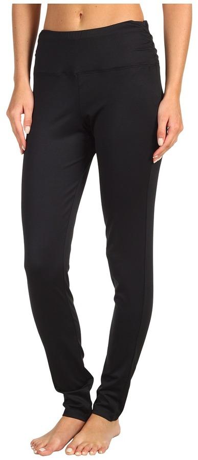 Namaste Tail Activewear Yoga Pant (Black) - Apparel