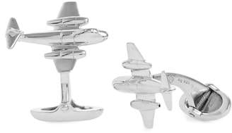 Dunhill Meteor Fighter Plane Cuff Links