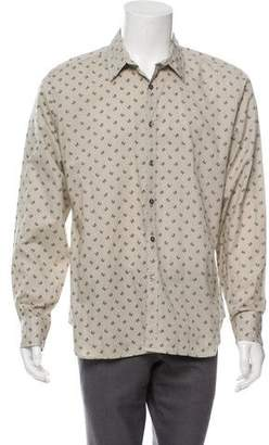 Paul Smith Printed Dress Shirt