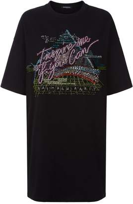 Balmain Oversized T-Shirt