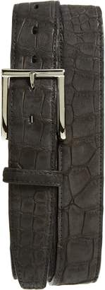 Torino Alligator Leather Belt