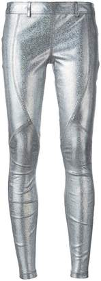 Faith Connexion metallic leggings
