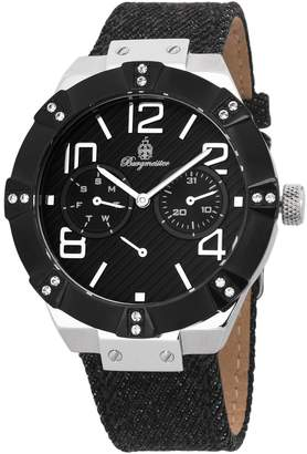Burgmeister Women's BM611-922B Analog Display Quartz Watch