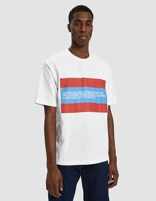 Calvin Klein Jeans Est. 1978 Est. 1978 Patch Tee