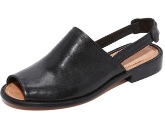 Rachel Comey Persea Slingback Sandals $345 thestylecure.com