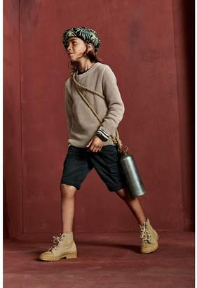 Scotch & Soda Washed Cargo Shorts