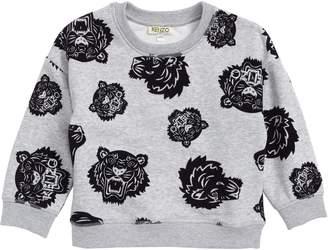 Kenzo Allover Tiger Sweatshirt