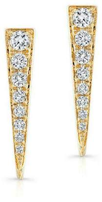 Anne Sisteron Diamond Dagger Earring