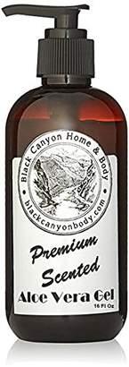 Alöe Black Canyon Coconut Ginger Almond Argan Oil Vera Gel