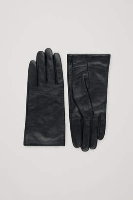 Cos SOFT LEATHER GLOVES