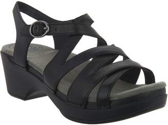 Dansko Leather Multi-Strap Sandals - Stevie