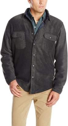 Woolrich Men's andes Fleece Shirt Jacket