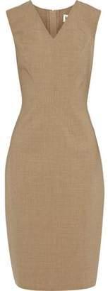 Carolina Herrera Wool-Blend Dress