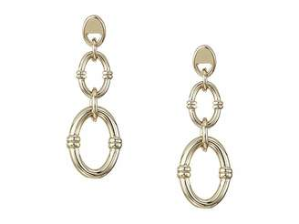 Lauren Ralph Lauren Link Linear Earrings