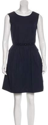 Marc Jacobs Sleeveless Knee-Length Dress