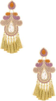 Mercedes Salazar Curubas Earrings