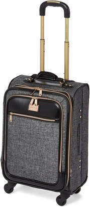 Adrienne Vittadini Two-Tone Expandable Upright Spinner