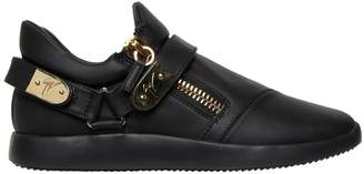 Giuseppe Zanotti Design Leather Running Sneakers