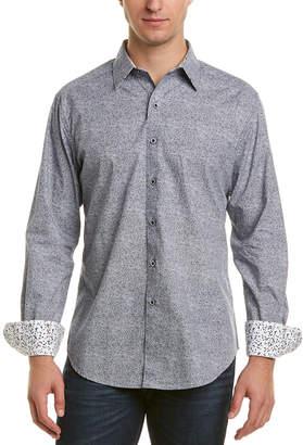 Robert Graham Classic Fit Optic Illusion Woven Shirt