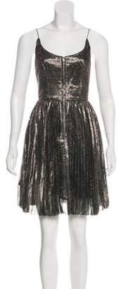 Isabel Marant Silk Printed Dress