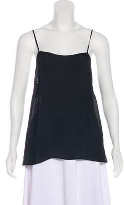Jenni Kayne Sleeveless Silk Top