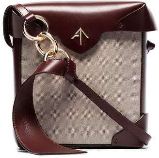 Atelier Manu mini Pristine Combo shoulder bag