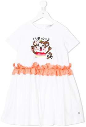 Simonetta Curious Monkey dress