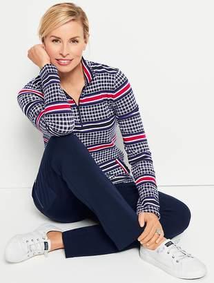 Talbots Half-Zip Pullover