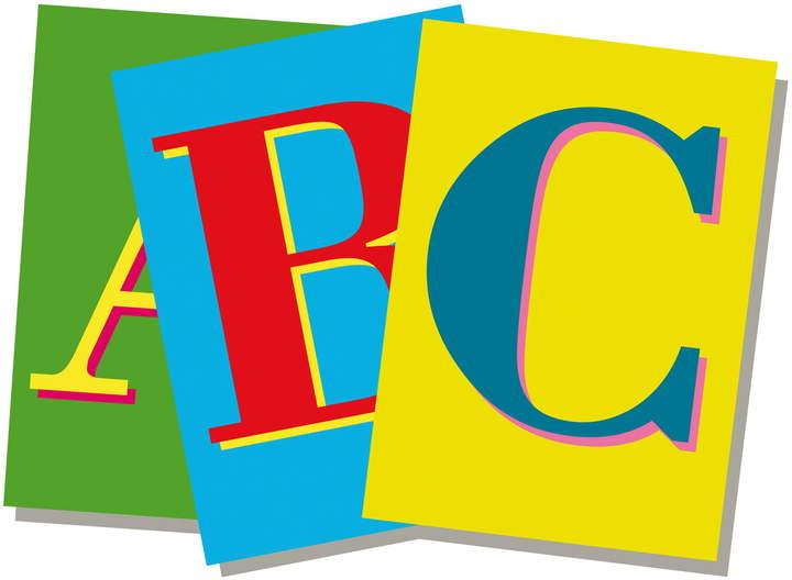 siebensachen - LETTERcards Postkarten-Set