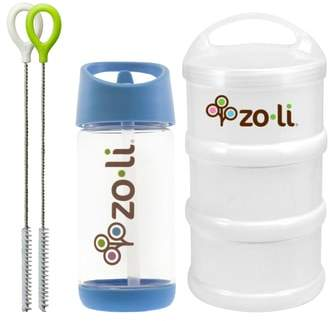 ZoLi Snack & Water Bottle Set