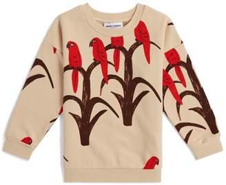 Mini Rodini Parrot Print Sweater