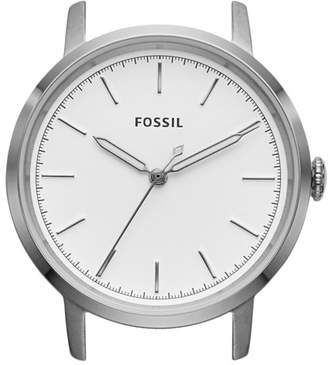 Fossil Neely Three-Hand White Dial