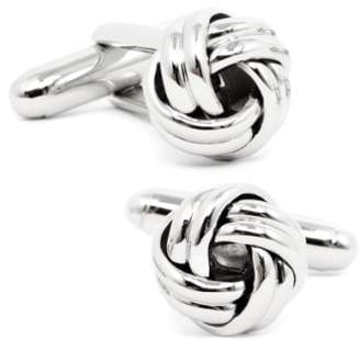 Co Ox and Bull Trading Knot Cuff Links