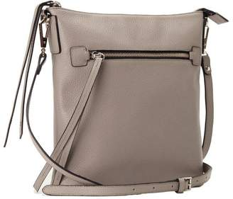 Kiko Leather Pebble Leather Crossbody Bag