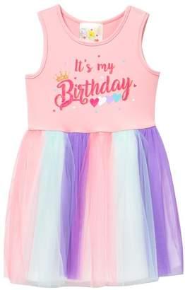 266f01cabd1 Jenna   Jessie Sleeveless Bday Tutu Dress (Toddler Girls)