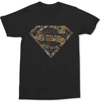 Camo Superman Men's Graphic T-Shirt