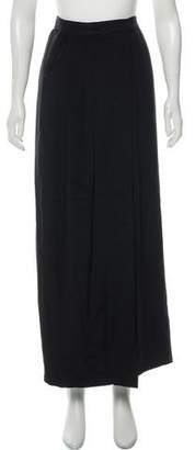 Givenchy Pleated Maxi Skirt