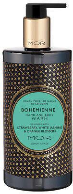 MOR NEW Emporium Classics Bohemienne Hand & Body Wash 500ml