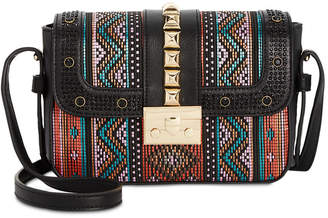 INC International Concepts I.n.c. Faany Pyramid Stud Crossbody, Created for Macy's