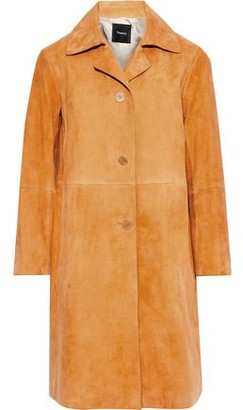 Theory Suede Coat