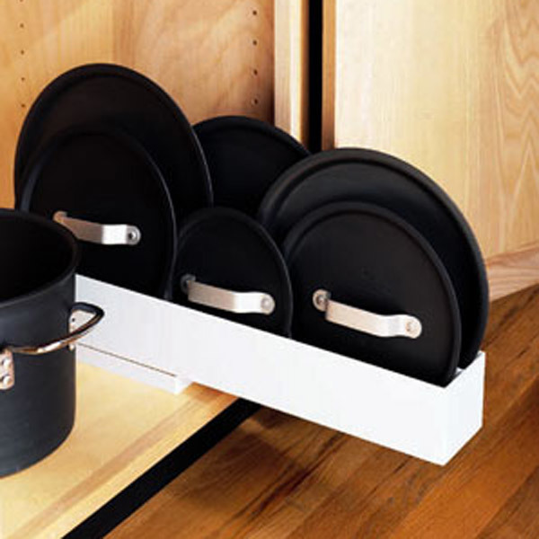 Container Store Pull-Out Lid Organizer
