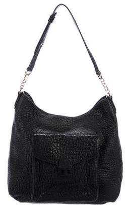 Tory Burch Pebbled Leather Hobo