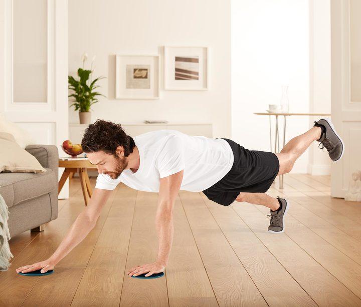 2 Slide-Trainingspads