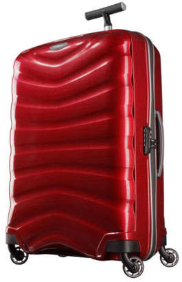 Samsonite NEW Firelite Spinner Suitcase Chili Red Medium 75cm