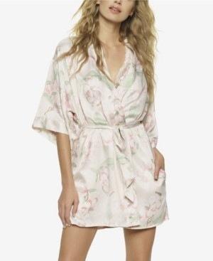 Jezebel Muse Satin Kimono