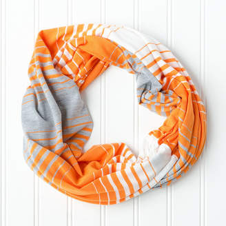 DESIGN IMPORTS Design Imports Infinity Striped Scarf