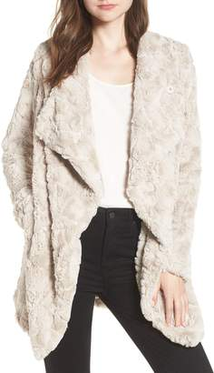 BB Dakota Tucker Wubby Faux Fur Coat